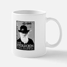 Viva Darwin Evolucion Mug