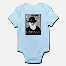 Viva Darwin Evolucion Infant Bodysuit