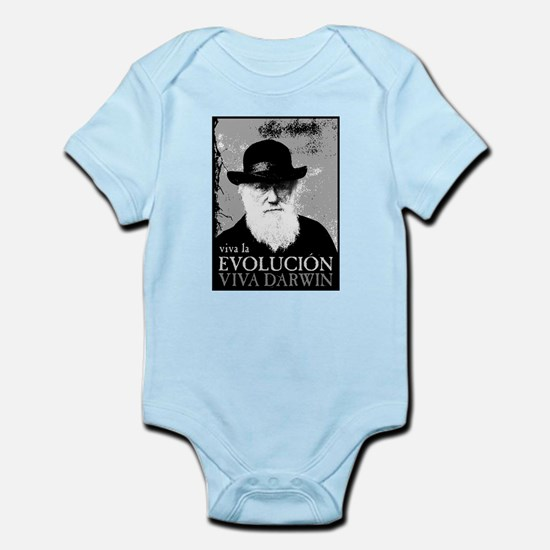 Viva Darwin Evolucion Infant Bodysuit