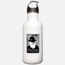 Viva Darwin Evolucion Water Bottle