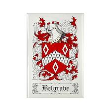 Belgrave Rectangle Magnet