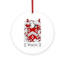 Belgrave Ornament (Round)
