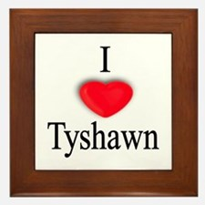 Tyshawn Framed Tile