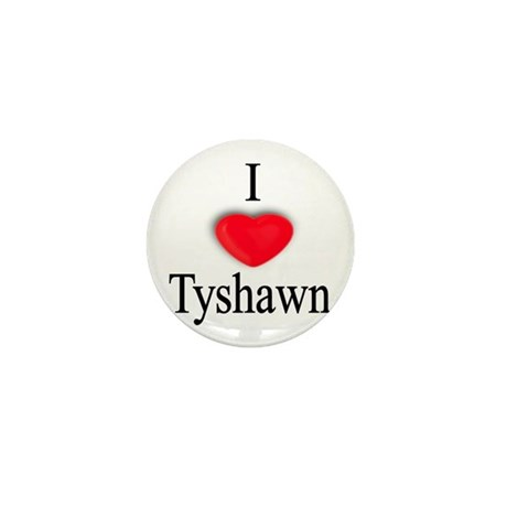 Tyshawn Mini Button