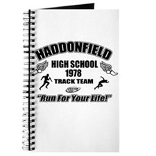 Haddonfield Track Team Journal
