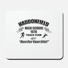 Haddonfield Track Team Mousepad