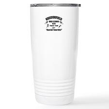 Haddonfield Track Team Travel Mug