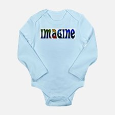 IMAGINE Long Sleeve Infant Bodysuit