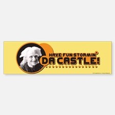 Princess Bride Miracle Max Bumper Bumper Sticker