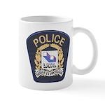 Laval Quebec Police Mug