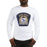 Laval Quebec Police Long Sleeve T-Shirt
