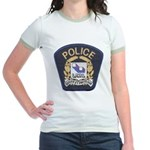 Laval Quebec Police Jr. Ringer T-Shirt