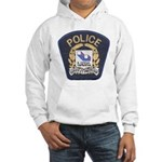Laval Quebec Police Hooded Sweatshirt