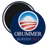 """Obummer Burden 2.25"""" Magnet (10 pack)"""