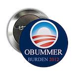 """Obummer Burden 2.25"""" Button (10 pack)"""