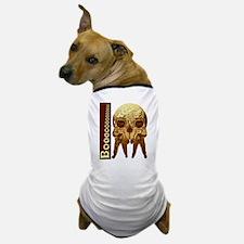 Spaceman skull ~ Dog T-Shirt