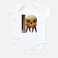 Spaceman skull ~ Infant Bodysuit