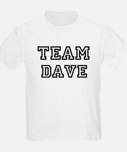 Team Dave Kids T-Shirt