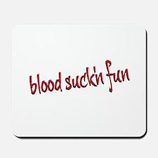 True Blood Vampires Mousepad