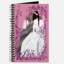 Unique Swan lake Journal