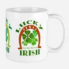 Lucky Irish Mug