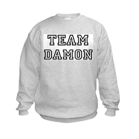 Team Damon Kids Sweatshirt