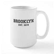 Brooklyn Est. Mug
