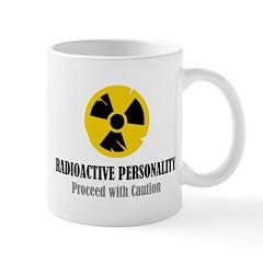Radioactive Personality Mug