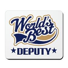 Deputy Mousepad