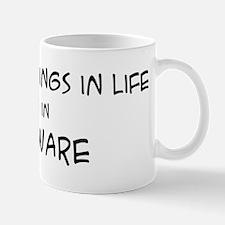 Best Things in Life: Delaware Mug