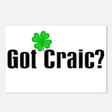 Got Craic Postcards (Package of 8)