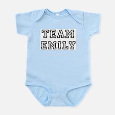 Team Emily Infant Creeper