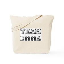 Team Emma Tote Bag