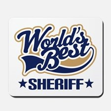 Sheriff Mousepad