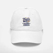 Swim Coach Baseball Baseball Cap