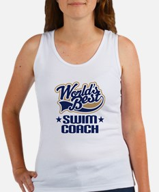 Swim Coach Women's Tank Top