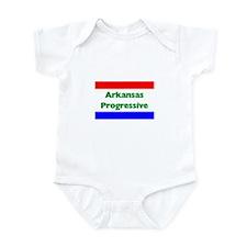 Arkansas Progressive Infant Creeper