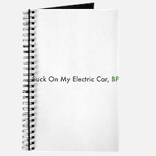 Unique Electric car Journal
