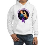 I Will Survive Pancreatic Cancer Hooded Sweatshirt