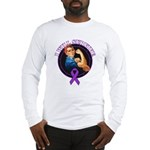 I Will Survive Pancreatic Cancer Long Sleeve T-Shi
