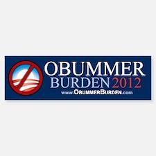Obummer Burden Bumper Bumper Sticker