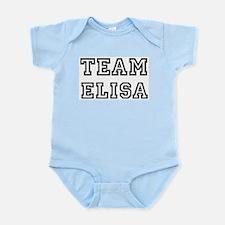 Team Elisa Infant Creeper