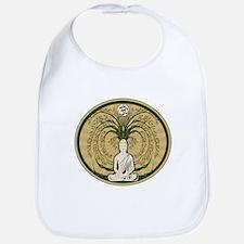 Buddha and the Bodhi Tree Bib
