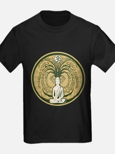 Buddha and the Bodhi Tree T