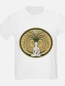 Buddha and the Bodhi Tree T-Shirt