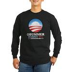 Obummer Burden Long Sleeve Dark T-Shirt