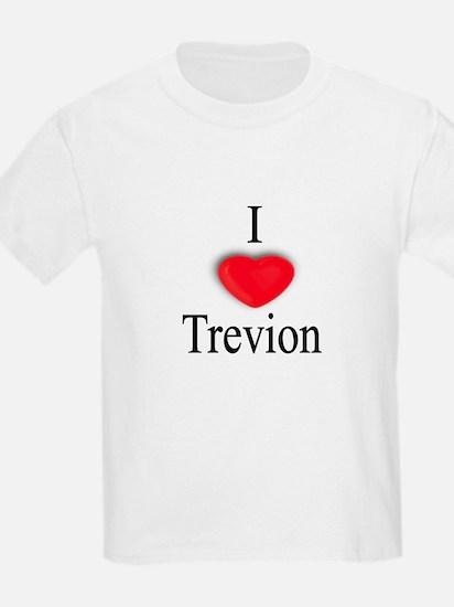 Trevion Kids T-Shirt