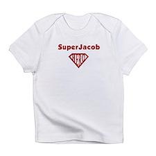 Super Hero Jacob Infant T-Shirt