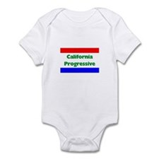 California Progressive Infant Creeper