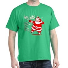 Santa Isn't Real - T-Shirt